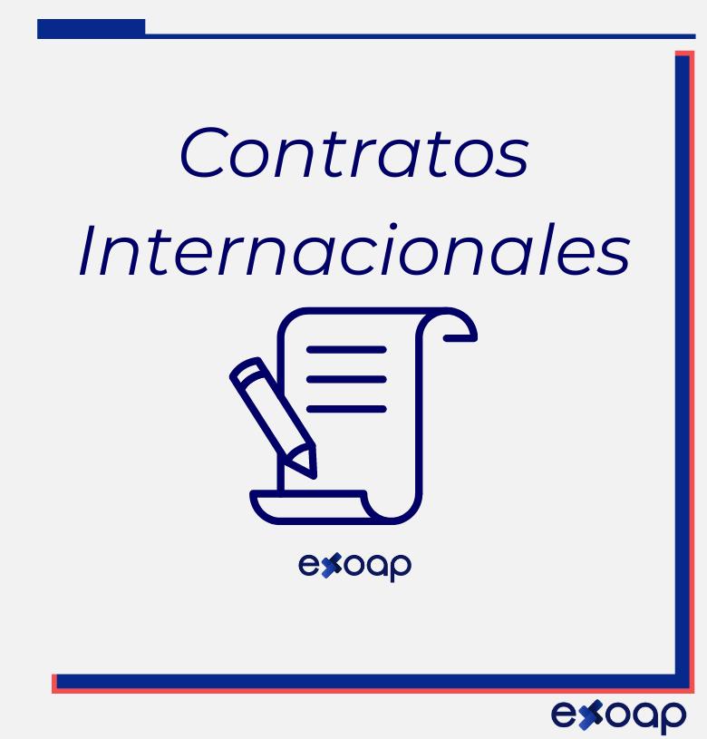 Contratos Internacionales exoap