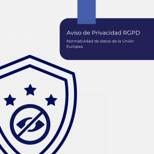 Aviso de Privacidad GDPR